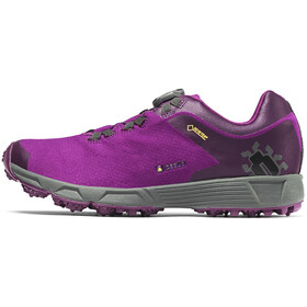 Icebug W's DTS3 BUGrip GTX Shoes Dark Magenta/Carbon